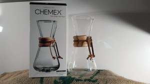 CAFETIERE CHEMEX